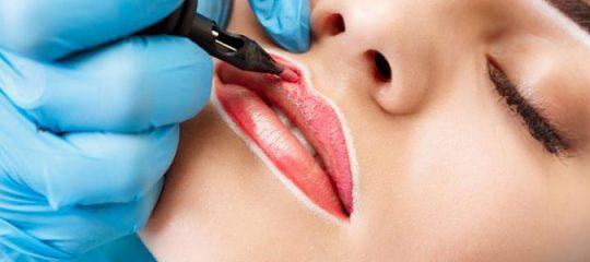 Appareils pour maquillage permanent
