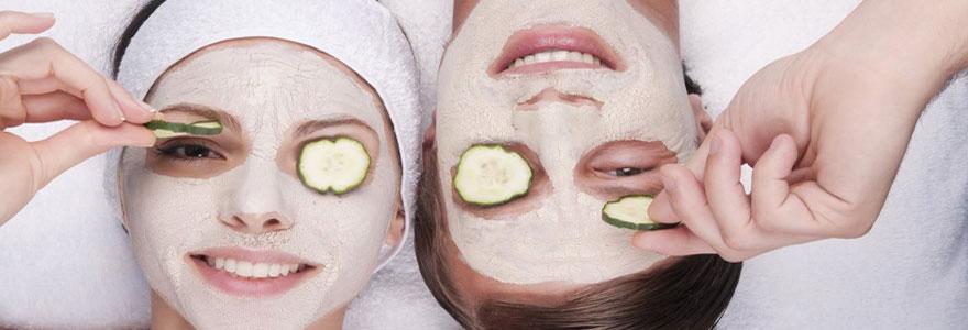 soigner la peau de son visage au naturel