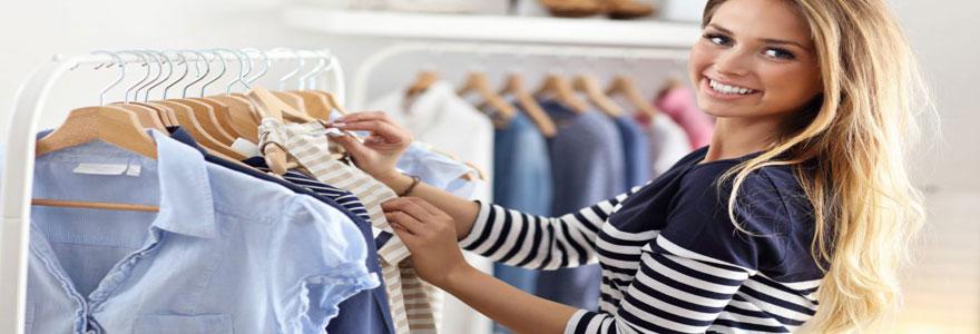 Acheter des vêtements de marque à bas prix
