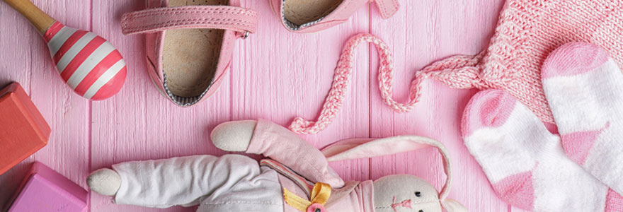 Accessoires  bébé fille