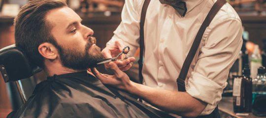 Utiliser un tablier à barbe