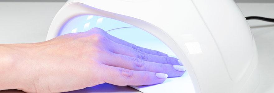 Lampe UV LED pour vernis à ongles
